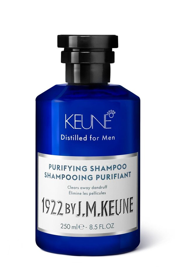 Foto do produto 1922 BY J.M. KEUNE PURIFYING SHAMPOO