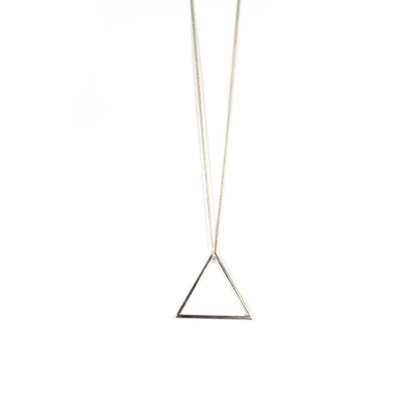Colar – Triangulus 100% Prata | Triangulus Necklace 100% Silver