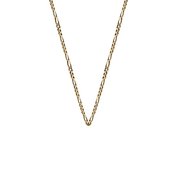 Corrente - 3x1 banhado a Ouro 18k | 3x1 Chain gold plated