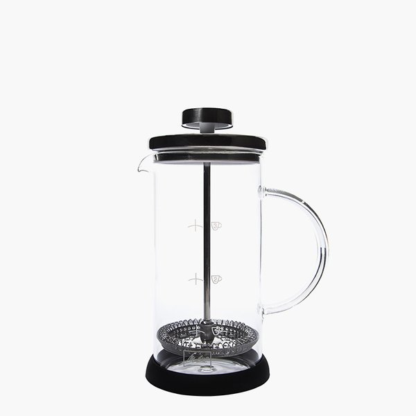 French press 350ml - prepara 3 xícaras  | French press 350ml -  3 cups