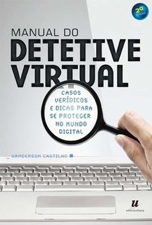 Foto do produto Manual de Detetive Virtual