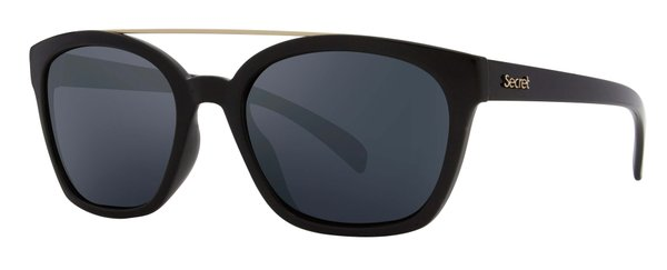 ÓC SECRET DEBBIE GLOSS BLACK / POLARIZED GRAY