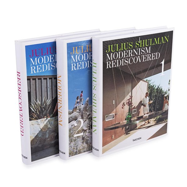 Julius Schulman - Modernism Rediscovered