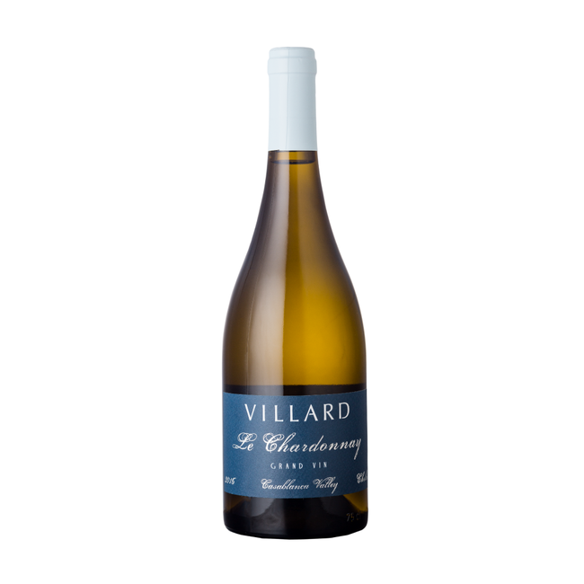Villard Le Chardonnay Grand Vin 2017 (750ml)