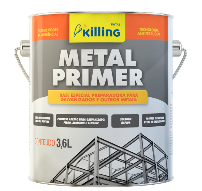 METAL PRIMER 3.6LT KILLING