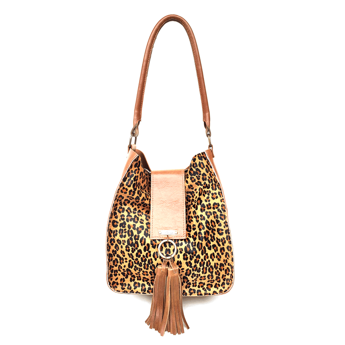 SACOLA JARDINS ANIMAL PRINT