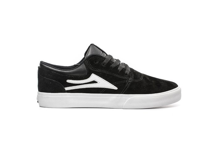 TÊNIS LAKAI GRIFFIN BLACK/WHITE