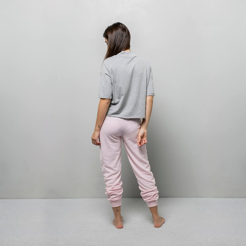 CALÇA HANG OUT BLUSH