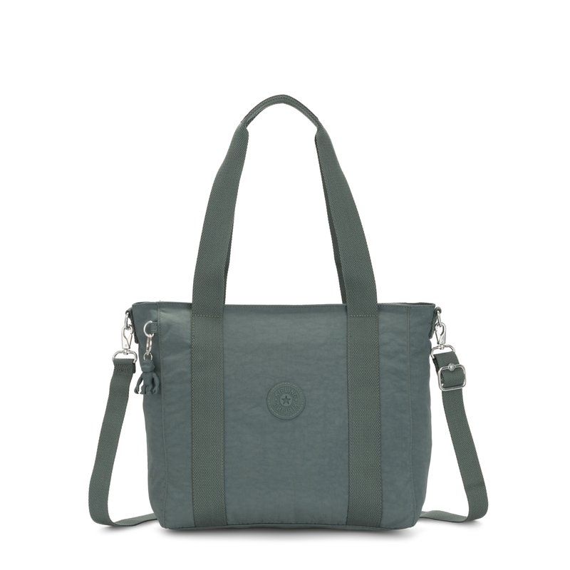 Bolsa Kipling Asseni S Light Aloe