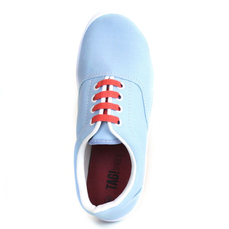 Tenis Tag Shoes Colors Azul