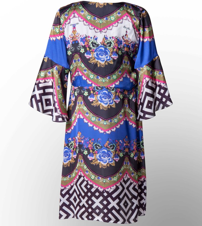 Resort Dress Geo