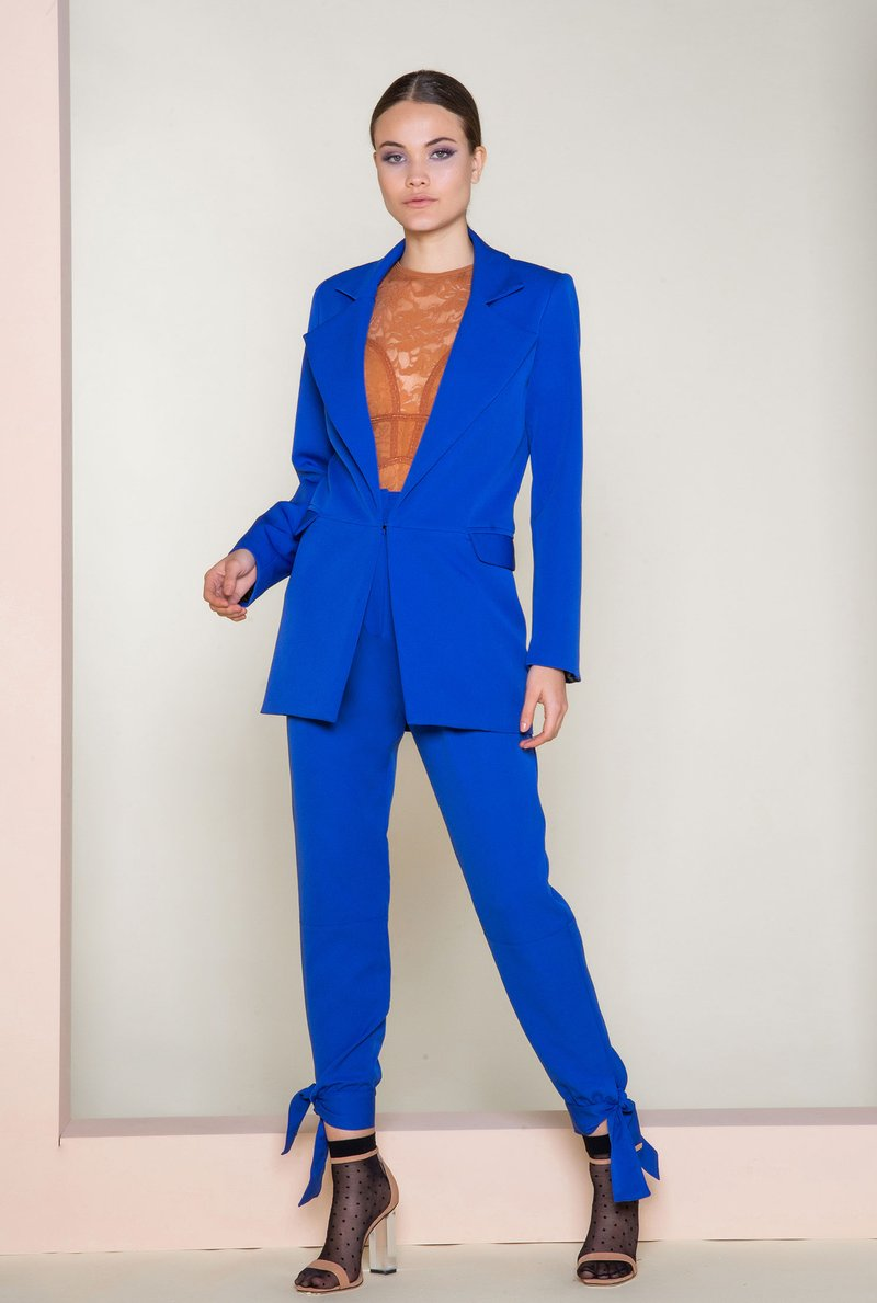 Blazer Azul Royal