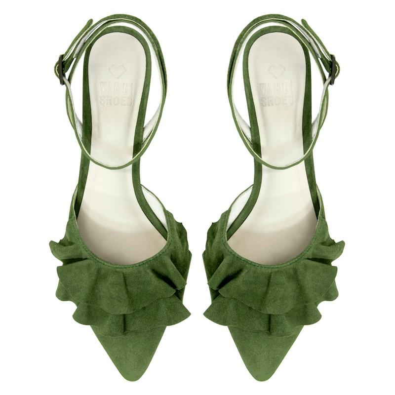 f716009089973 Sapatilha Tutu Militar - Vinci Shoes
