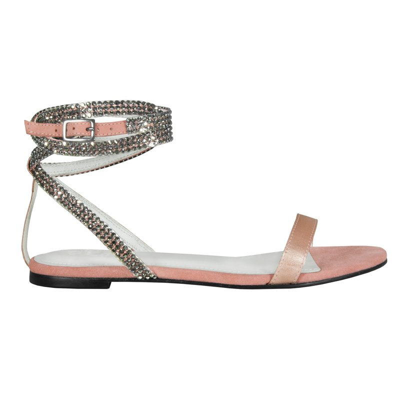 7a15f87632 Rasteira Positano Rose - Vinci Shoes