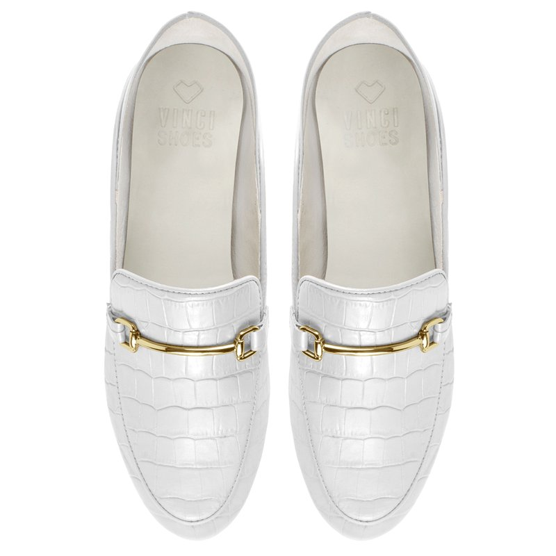 Loafer Boston White