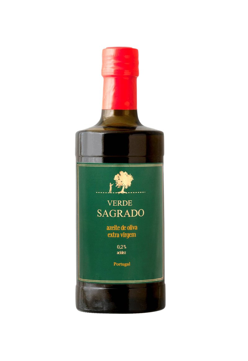 Verde Sagrado Virgem Extra - 500 ml