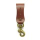 Chaveiro SNAP HOOK - Tan/Old Gold