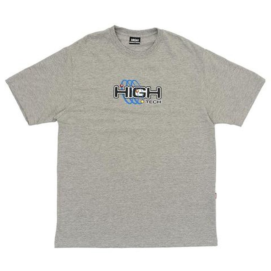 CAMISETAS HIGH HIGH TEC CINZA
