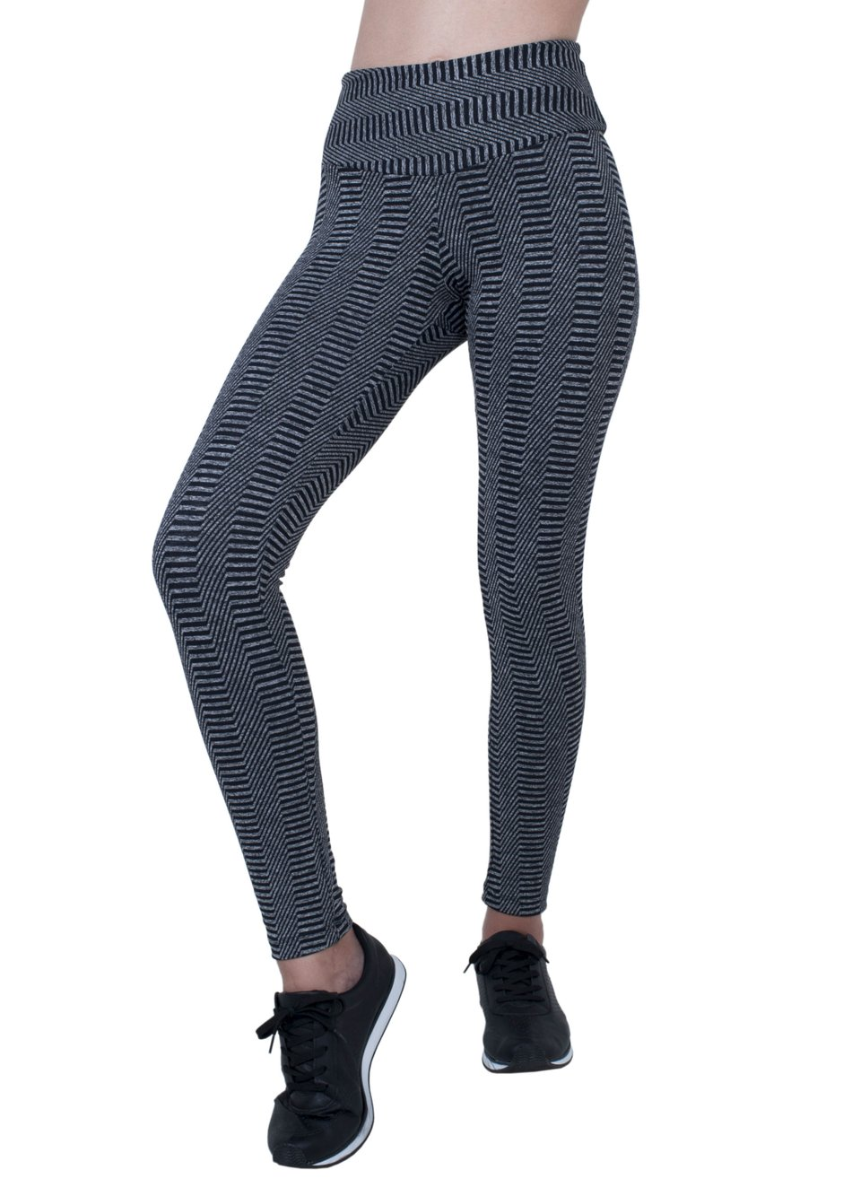 Legging Essencial Urban Jacquard