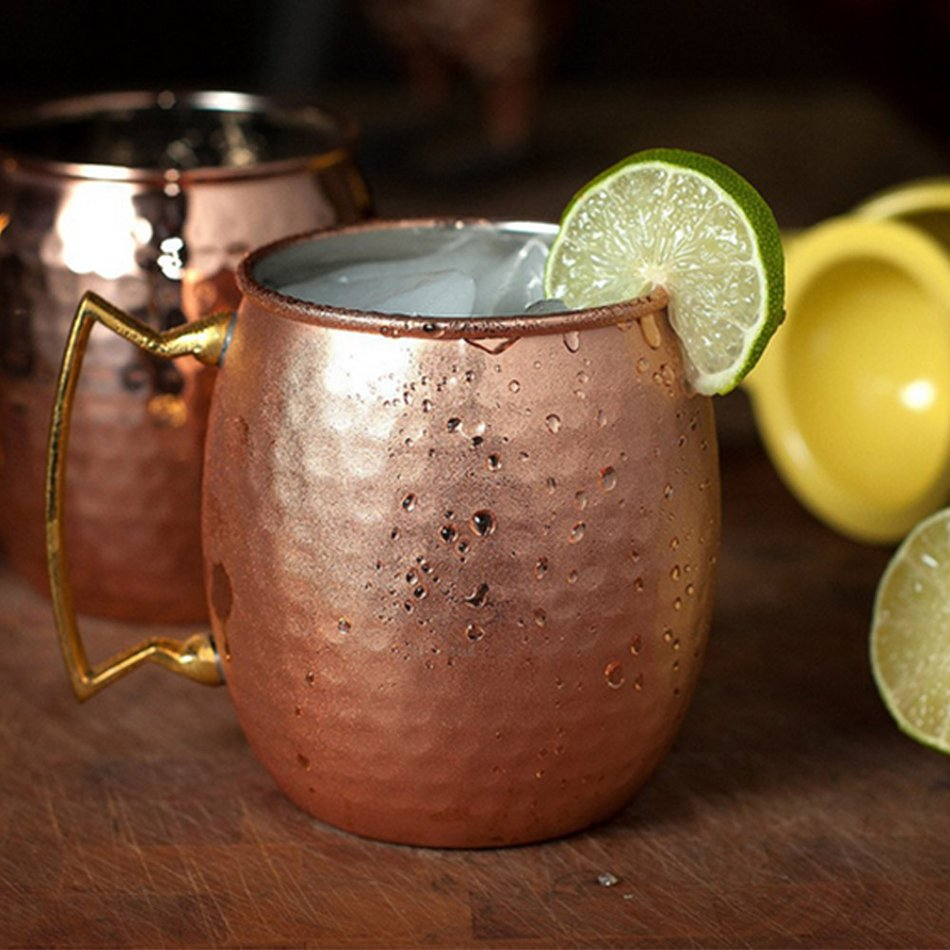 Caneca Moscow Mule Grande