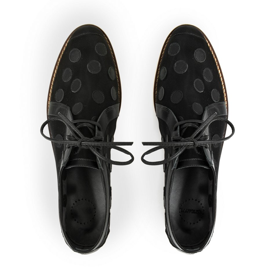 [Pré-Venda] OXFORD FELIPPA BLACK