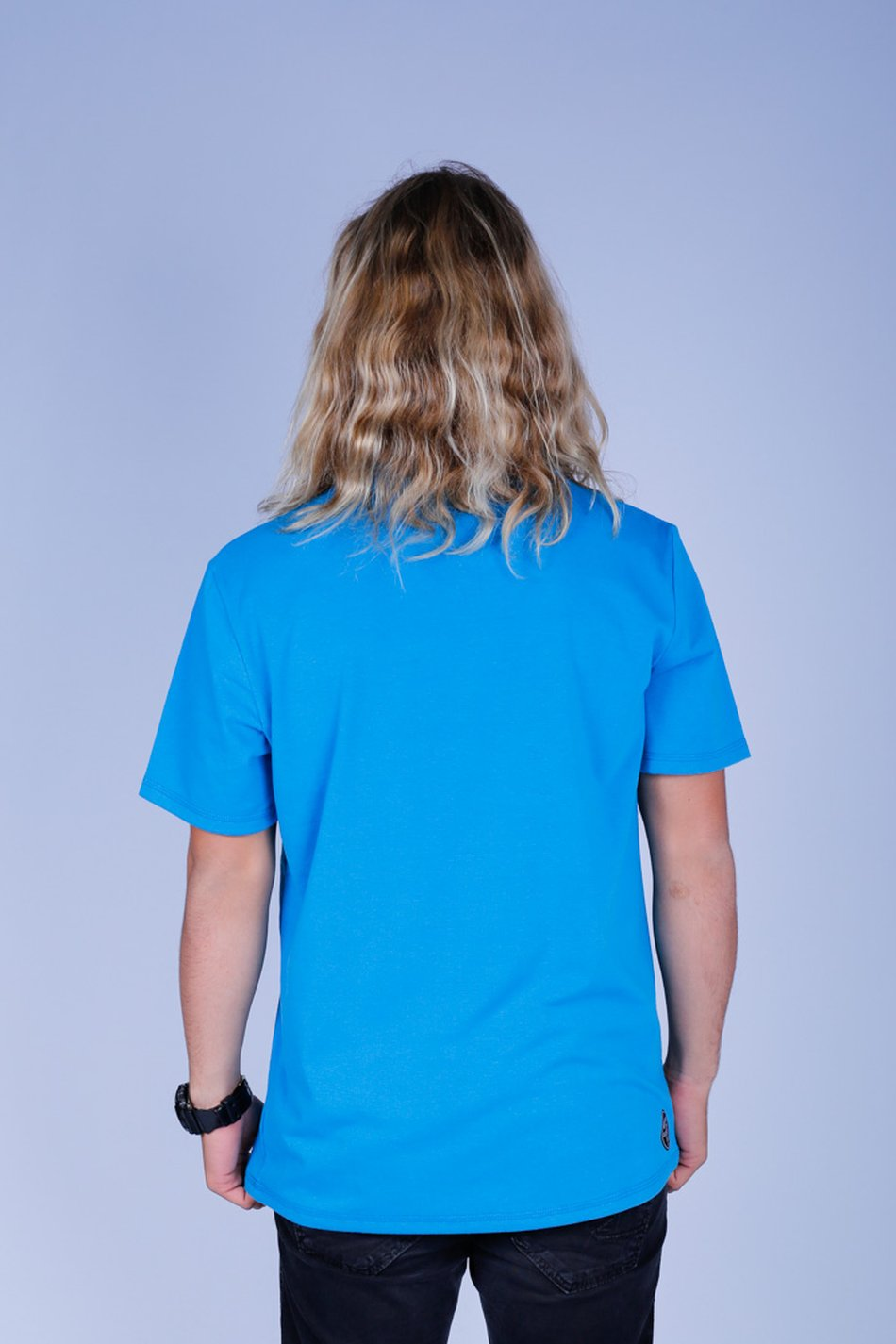 CAMISETA OCEANO PRESERVE KEEP RECICLE