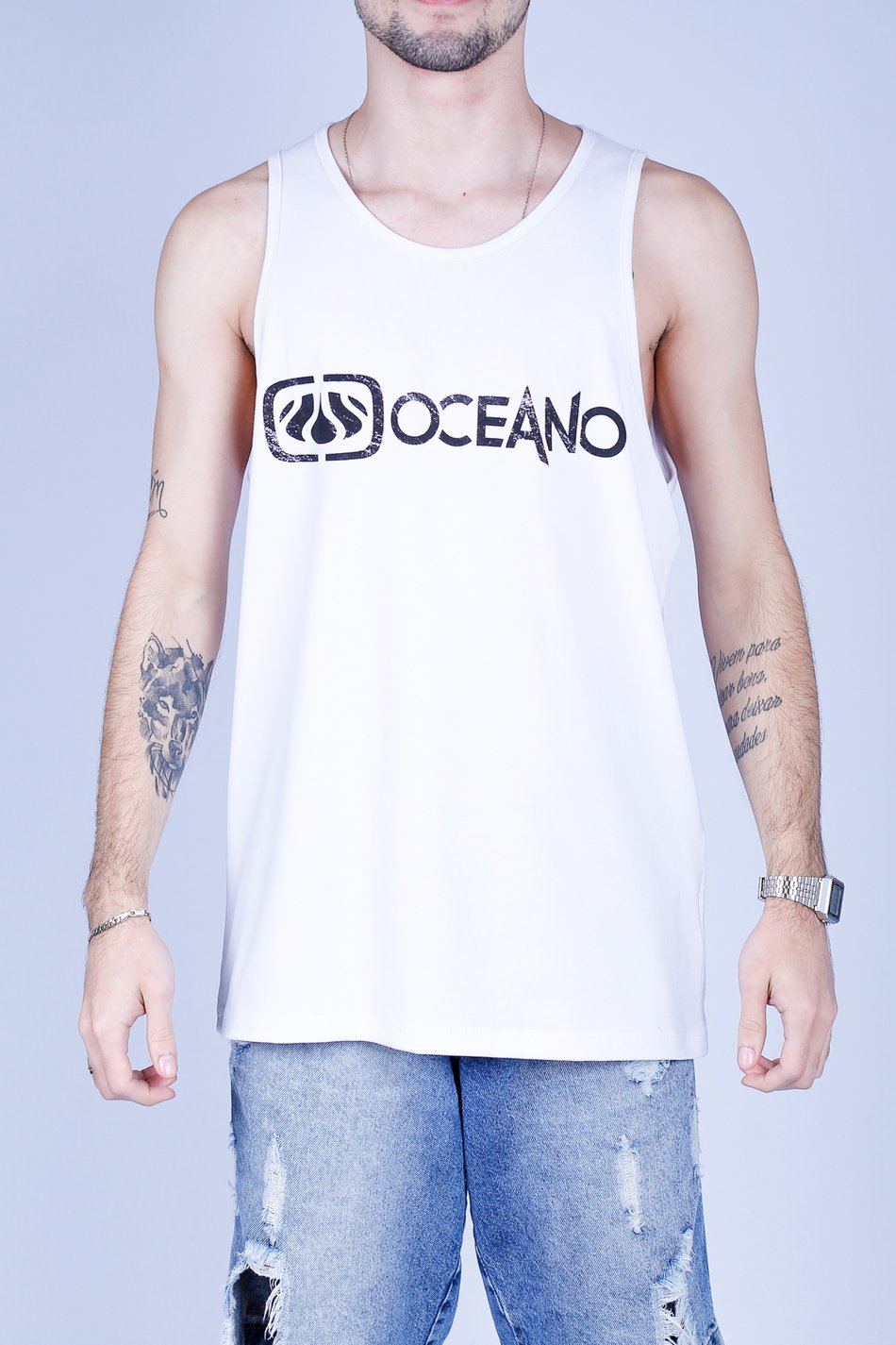 REGATA OCEANO LOGO RECICLE