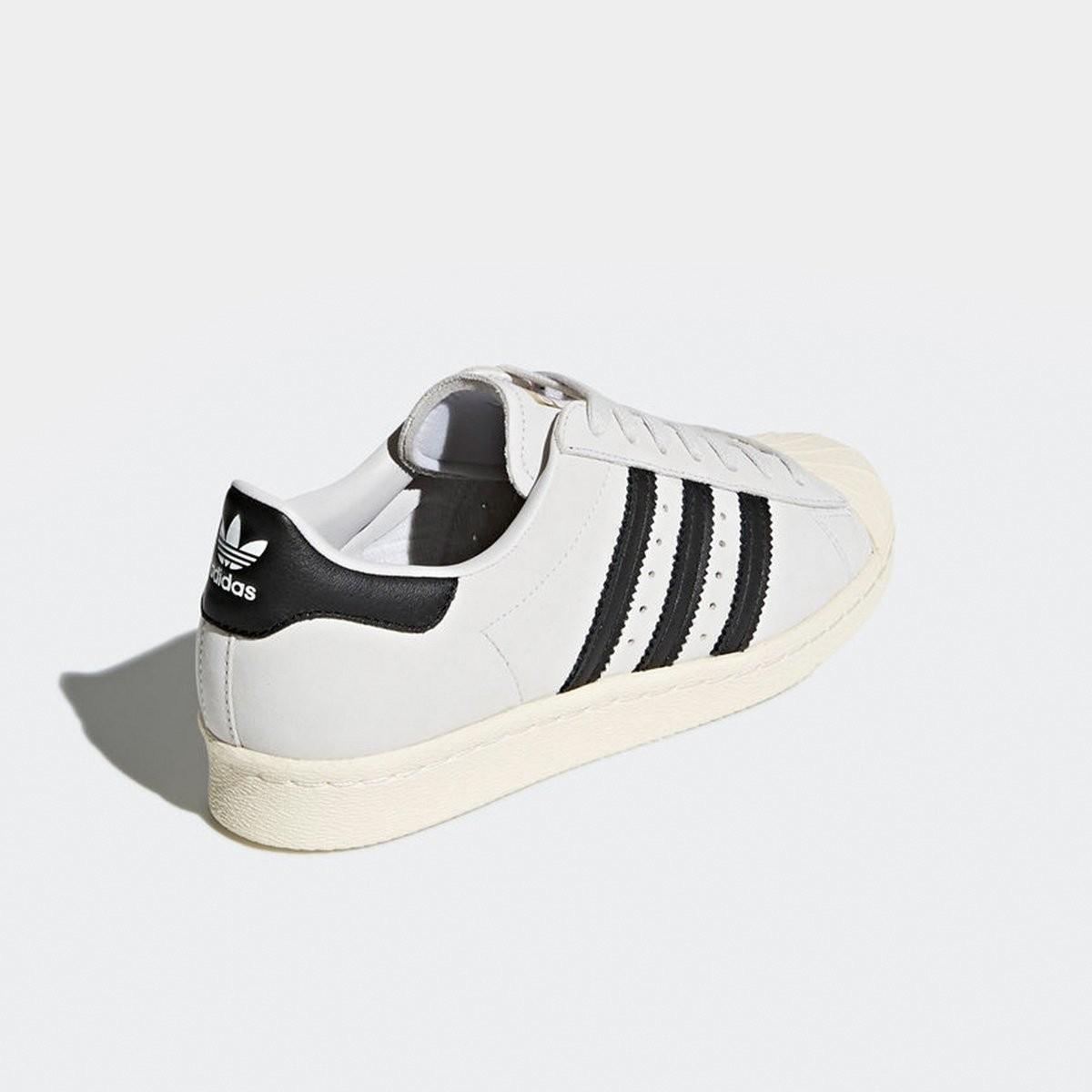 4f0dc21124f Tênis Adidas Superstar Feminino Preto e Branco