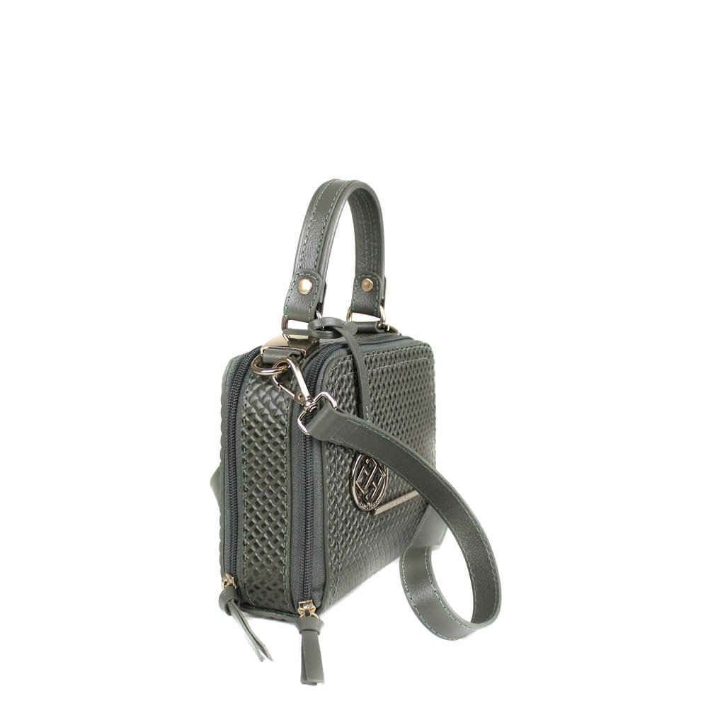 Bolsa Cristofoli Cross Body Army