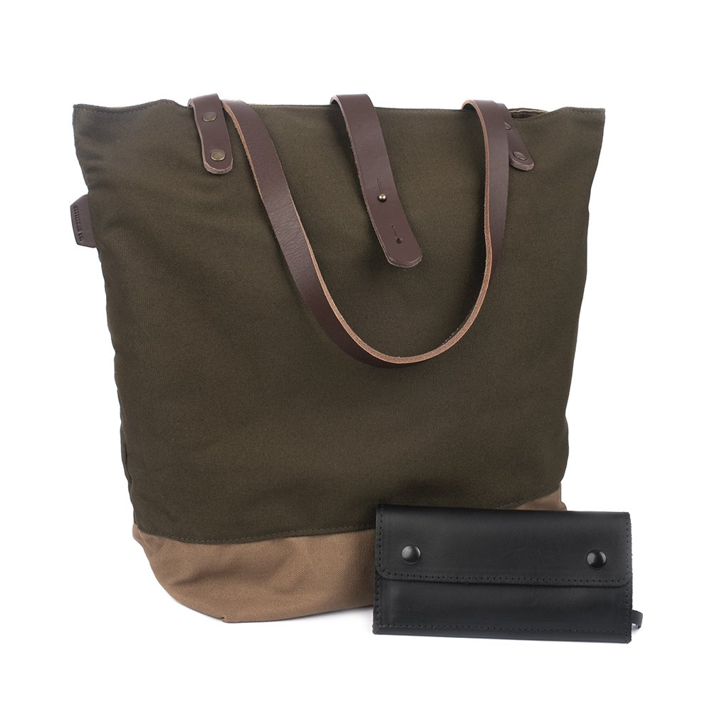 3778455a7 KIT 2 FEMININO (Bolsa + Carteira) - Cutterman Co.