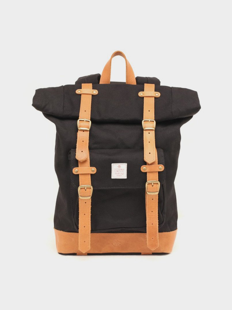 Foto do Mochila Cutterman Co The Explorer Backpack Black