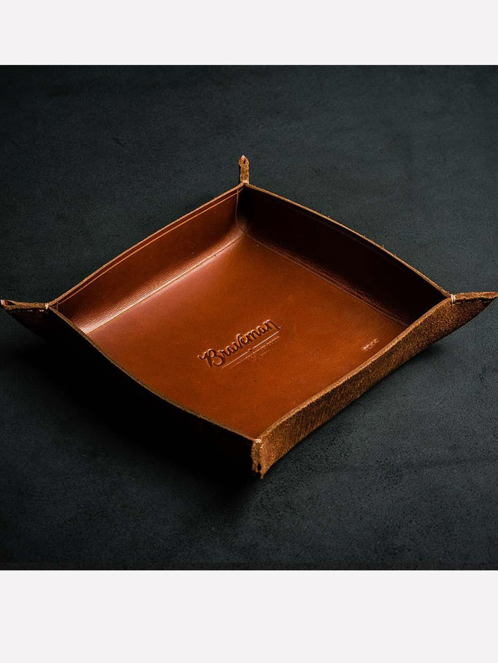 Foto do EDC TABLE TRAY Braveman - OLD T-BROWN