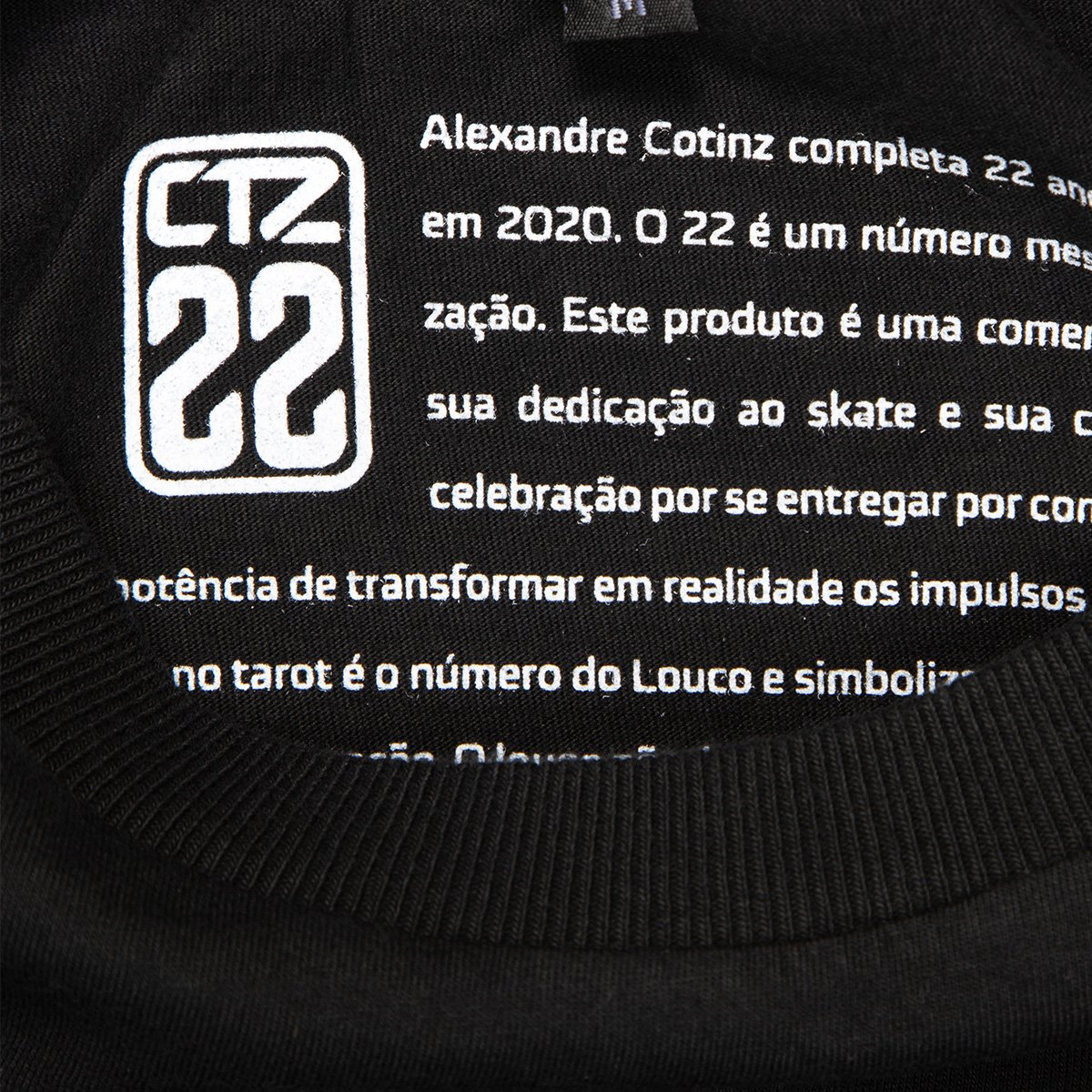 Camiseta Hocks CTZ Stone