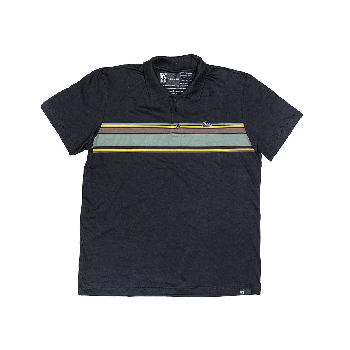 Camisa Hocks CTZ Polo Club