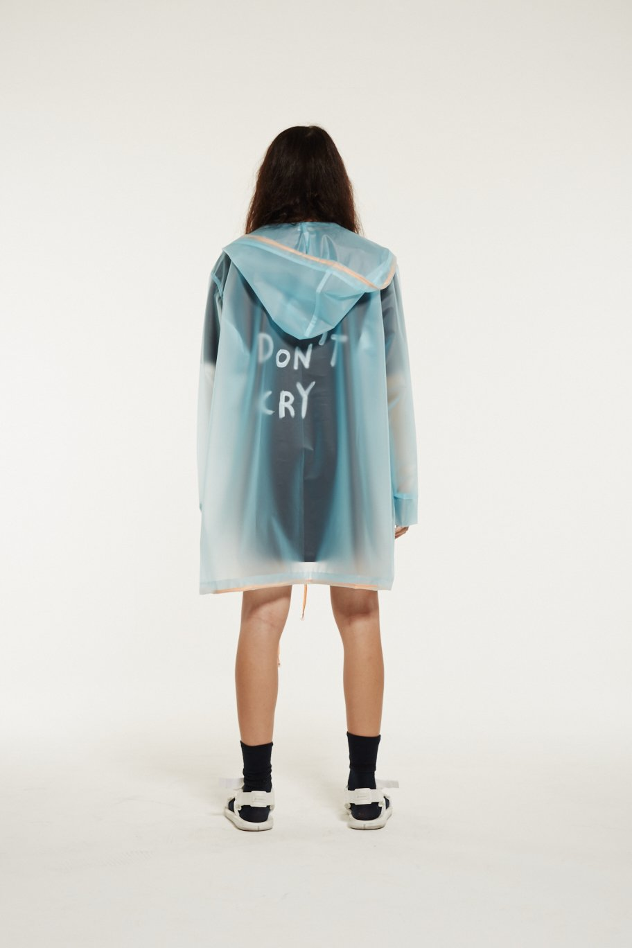 Raincoat Ed. #7 Translucent Blue