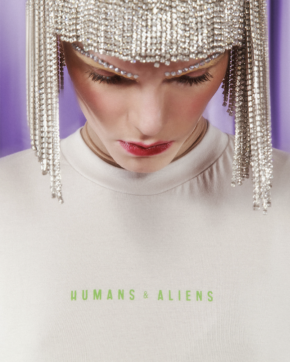 Humans & Aliens Logo T-shirt Ed.2