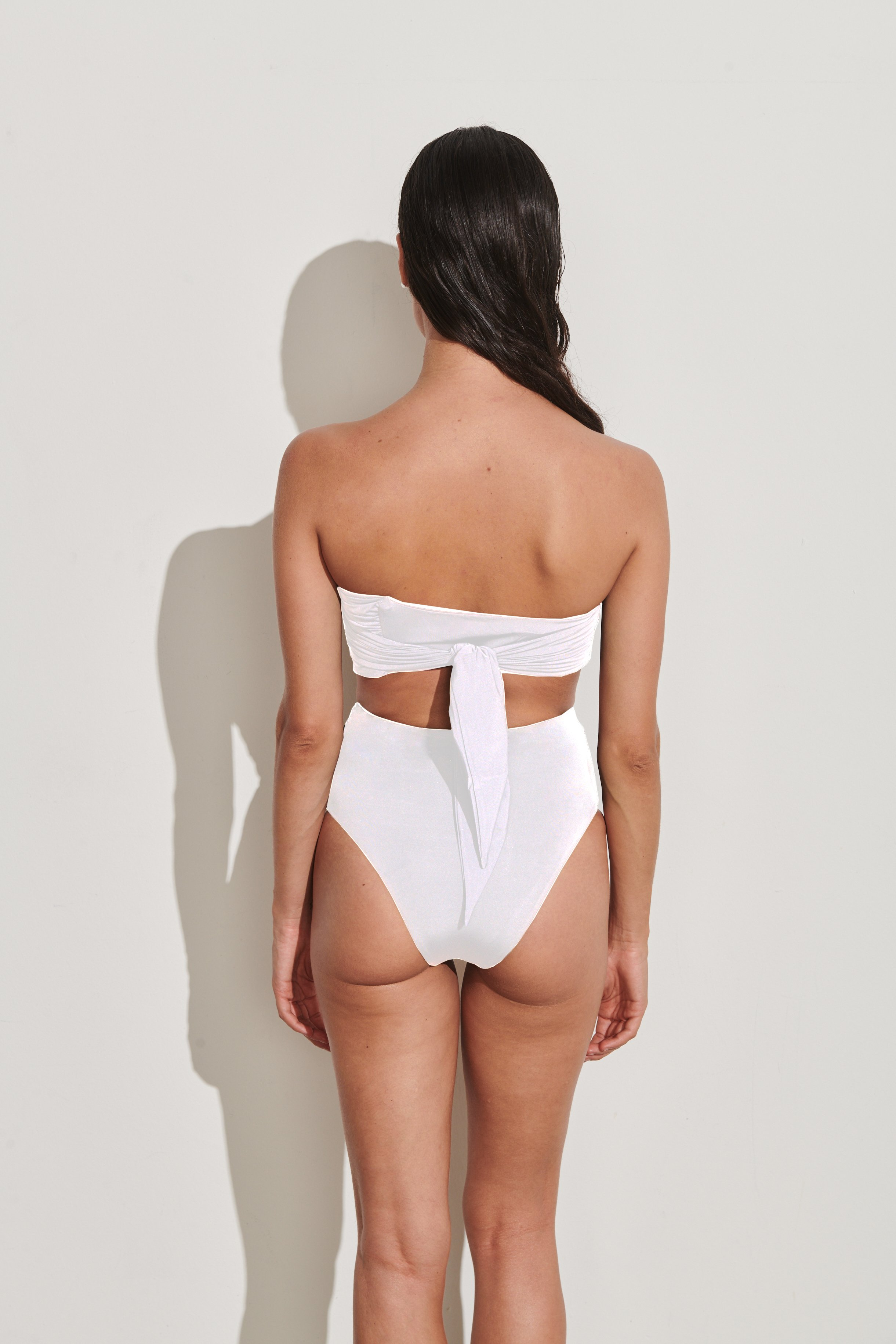 Biquíni Gallipoli Branco | Gallipoli Bikini White