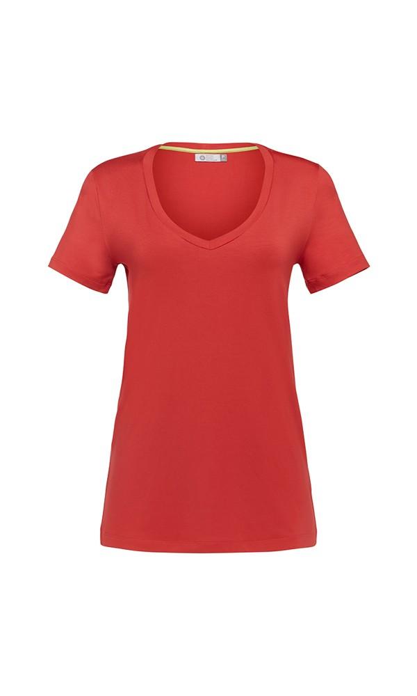 T-Shirt Gola V - Rosa Quartz