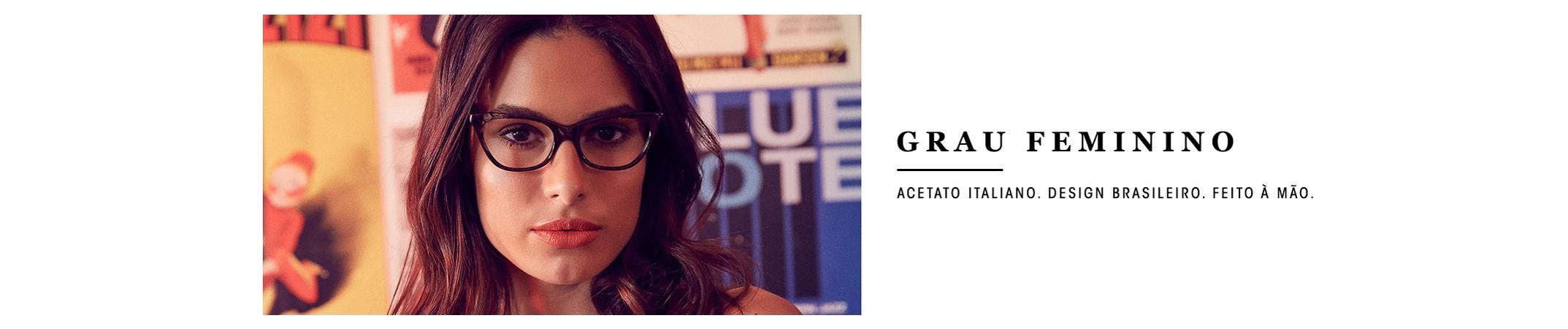 Óculos de Grau Femininos - LIVO 0f57846e71