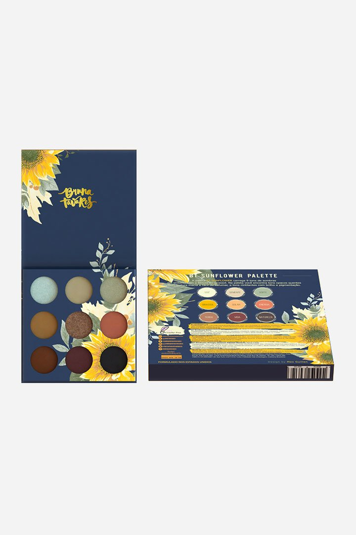Paleta BT Sunflower