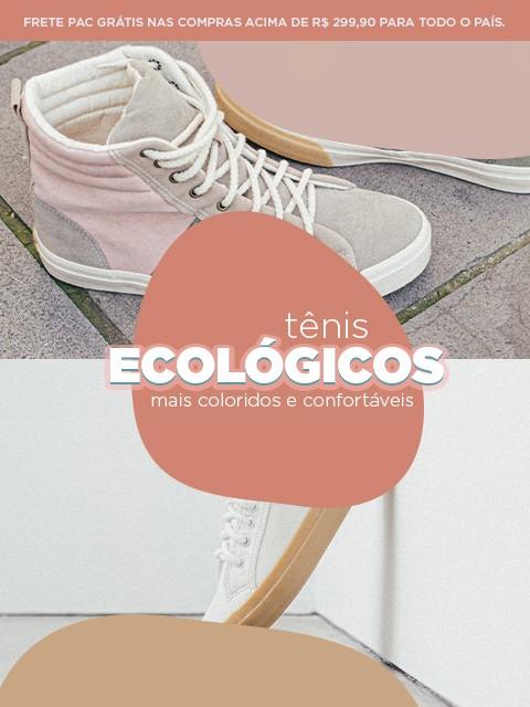 Mobile TÊNIS ECOLÓGICOS VE21