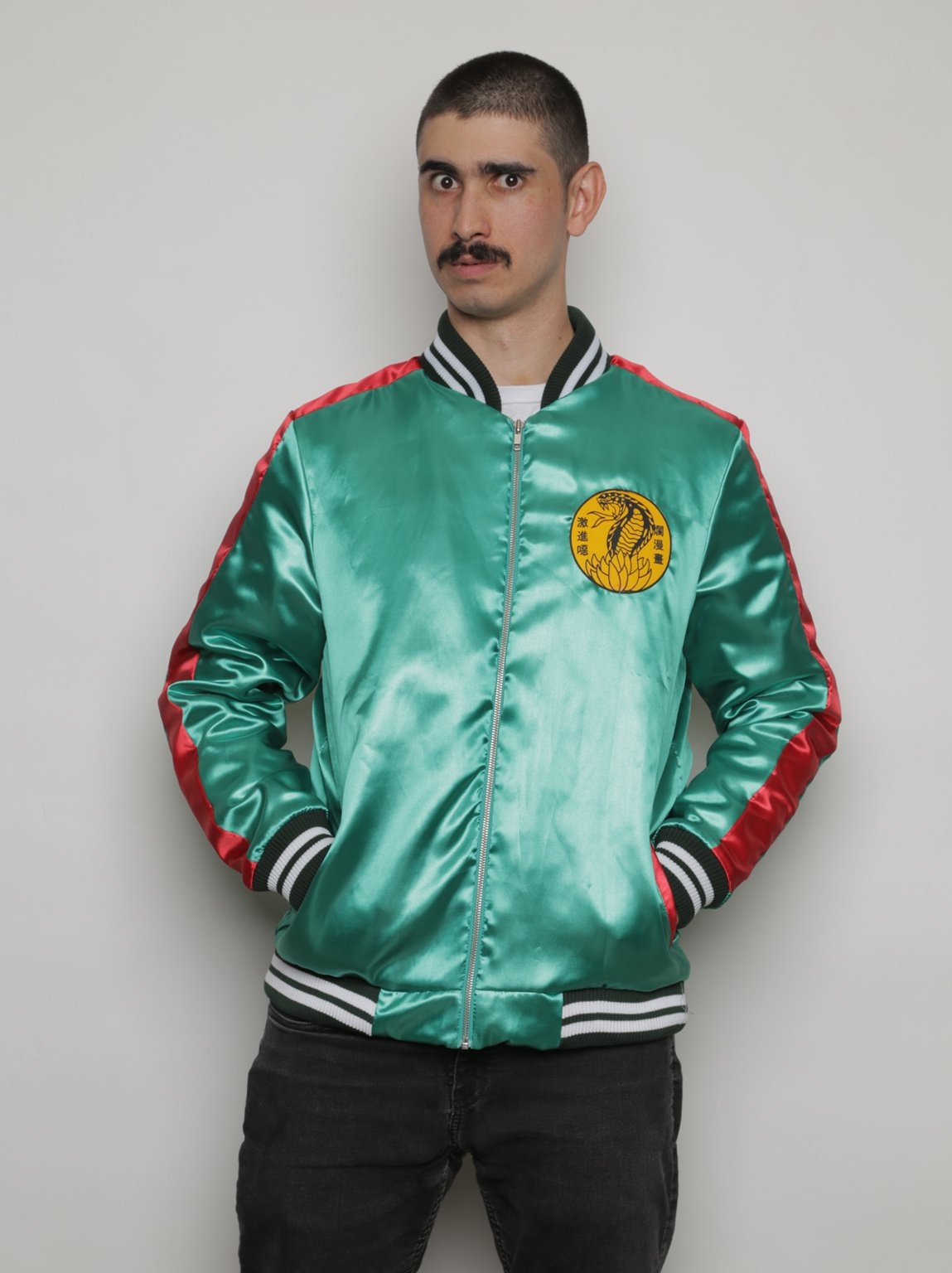 Souvenir War Jacket Green