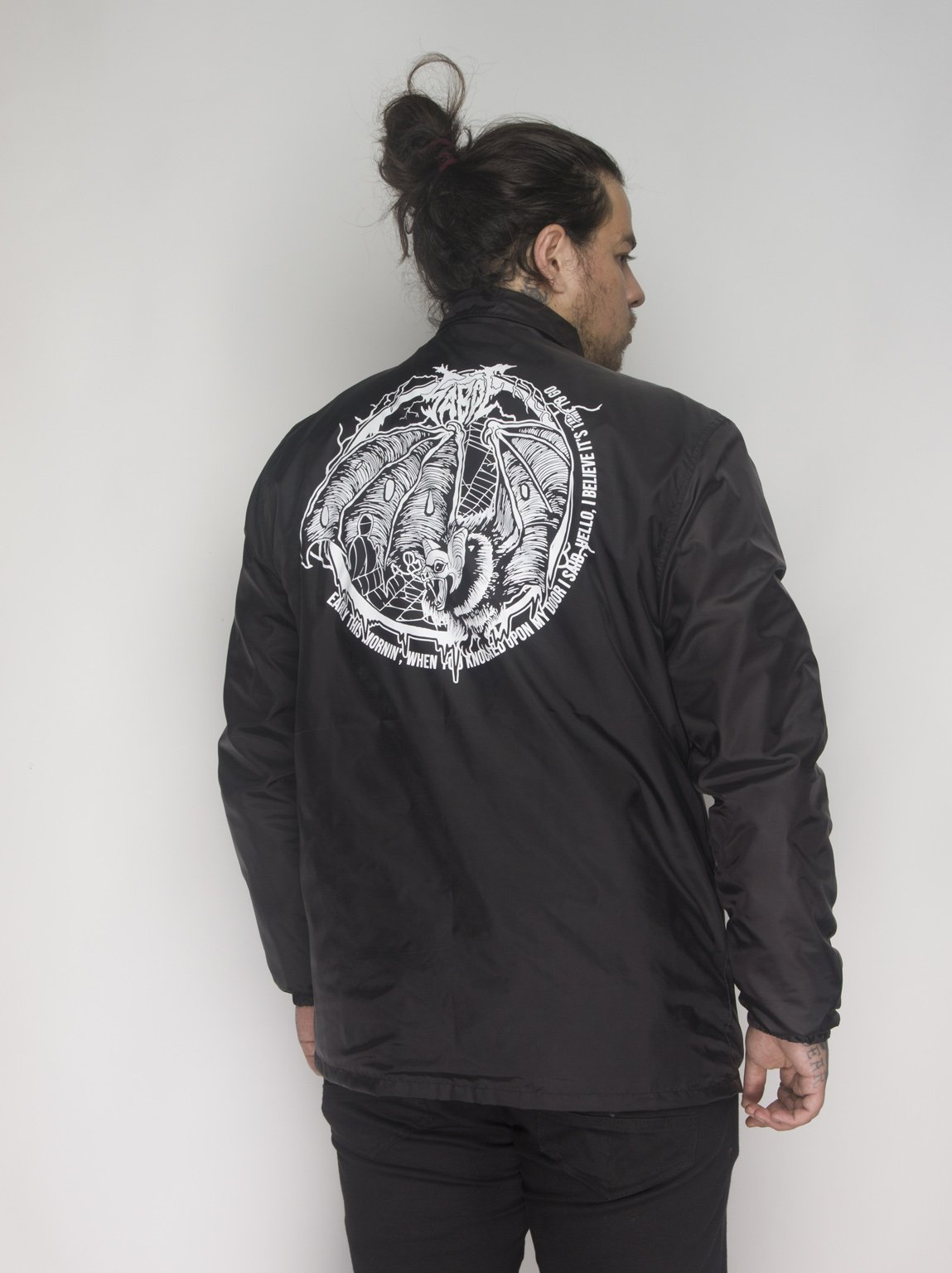 Jaqueta Windbreaker Side by Side