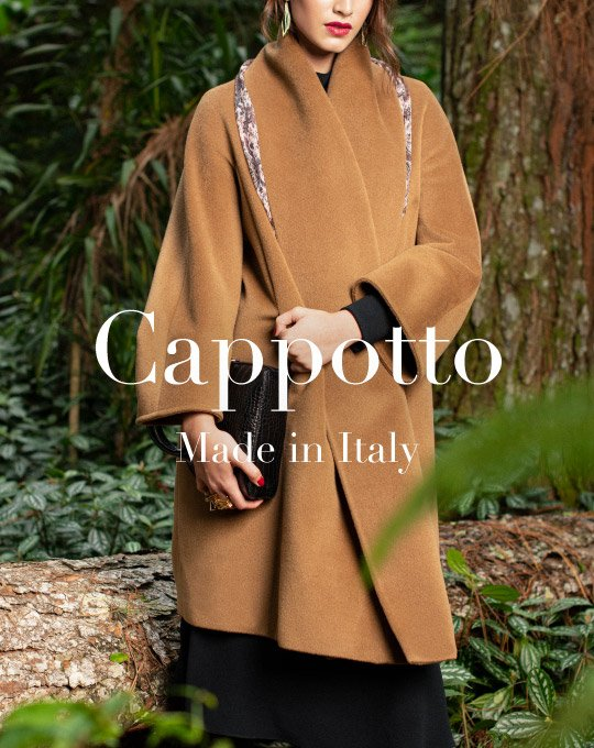 Cappotto Made in Italy