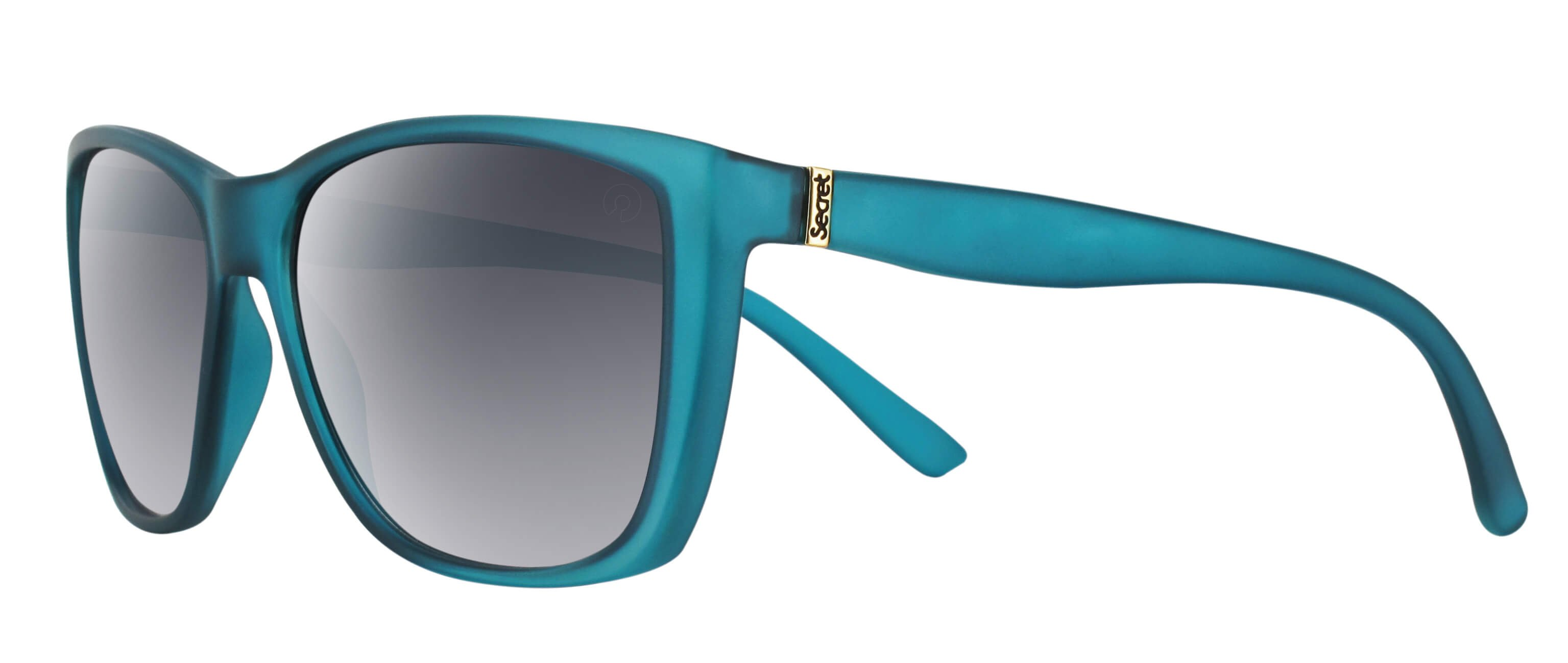 ÓC SECRET IRIS GLASSY MARINE GREEN / POLARIZED GRADIENT GRAY
