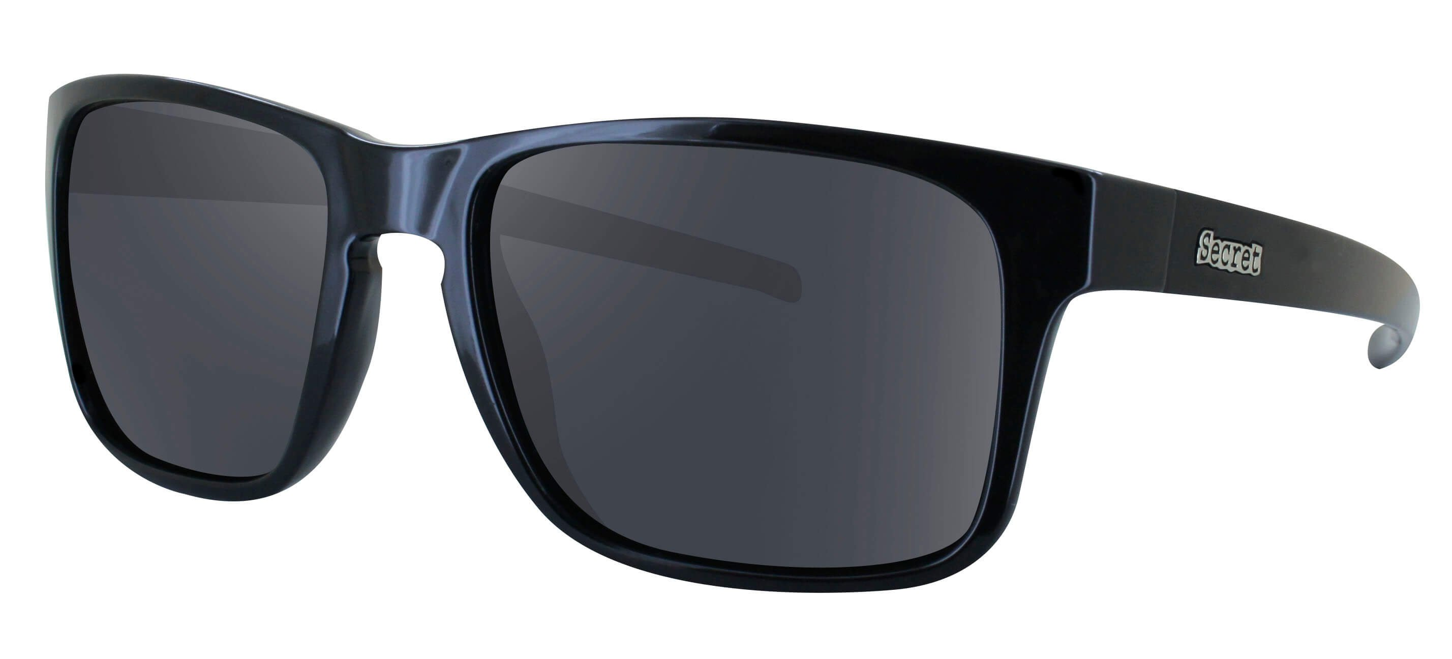ÓC SECRET MOTLEY GLOSS BLACK / POLARIZED GRAY