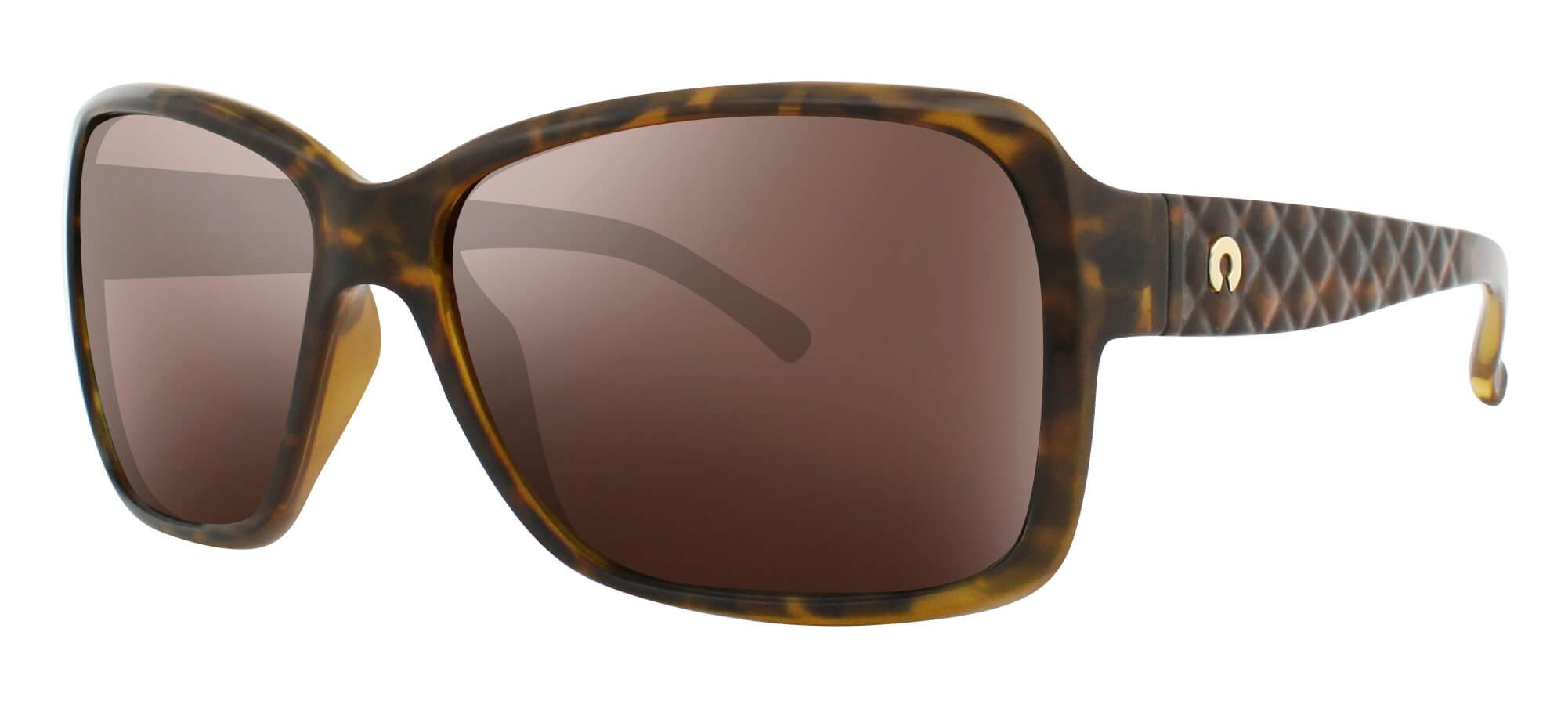 ÓC SECRET KATE HAVANA TURTLE / POLARIZED GRADIENT BROWN