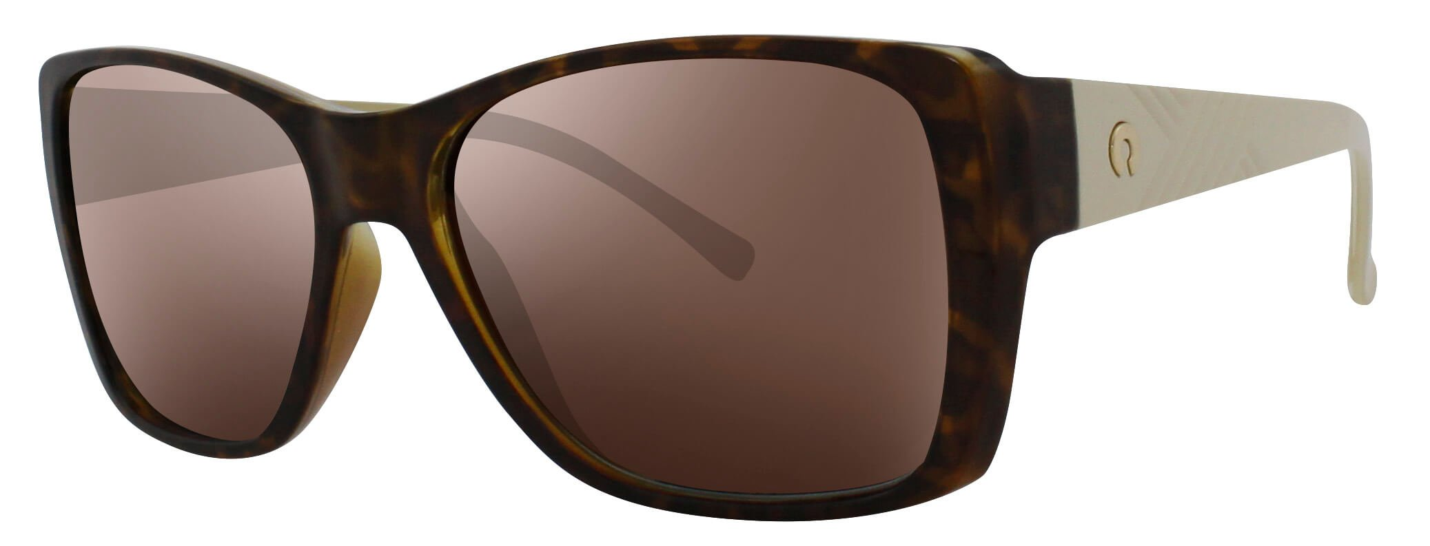 ÓC SECRET SIENNA HAVANA TURTLE/N. CREAM / POLARIZED GRADIENT BROWN