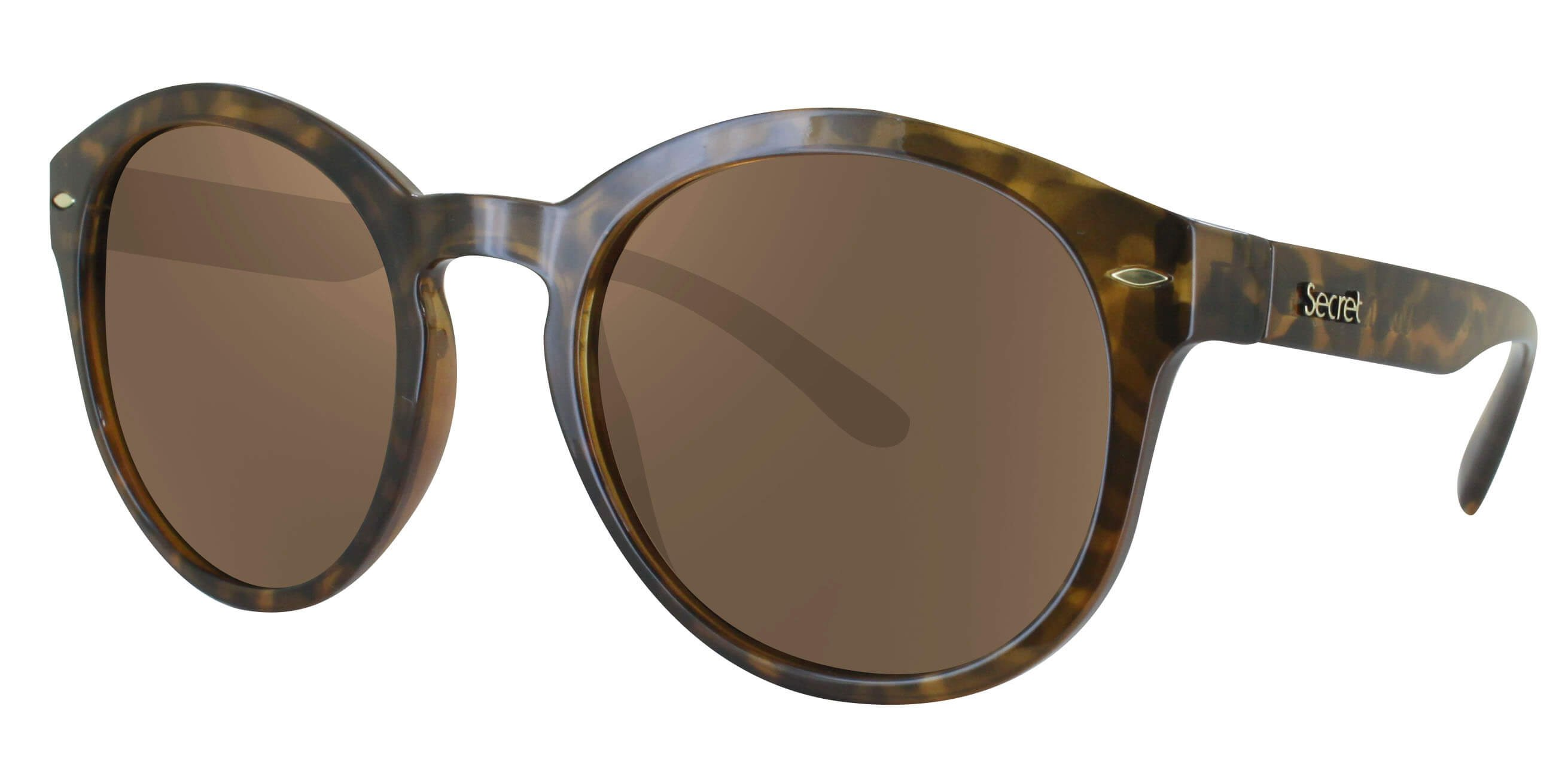 ÓC SECRET WANNABE HAVANA TURTLE / POLARIZED BROWN