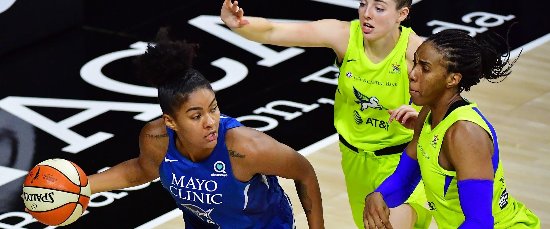 WNBA APOSTA NO STREAMING PELA SUA POPULARIZAÇÃO.